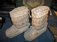 Fukagutsu - Jap trad snow boots
