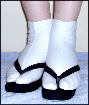 4e5419e47bc8 Traditional Japanese Footwear