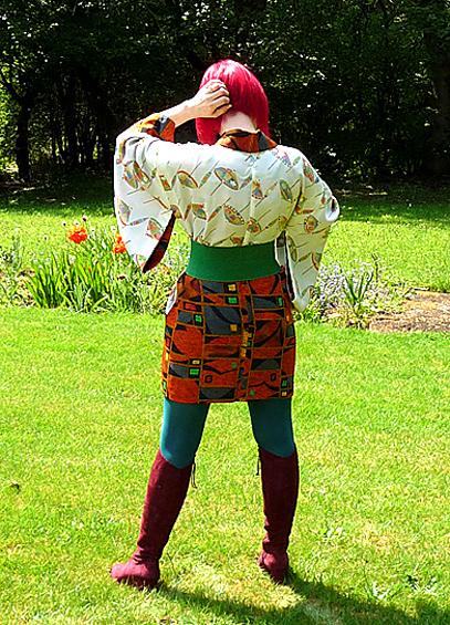 Haori Kimono