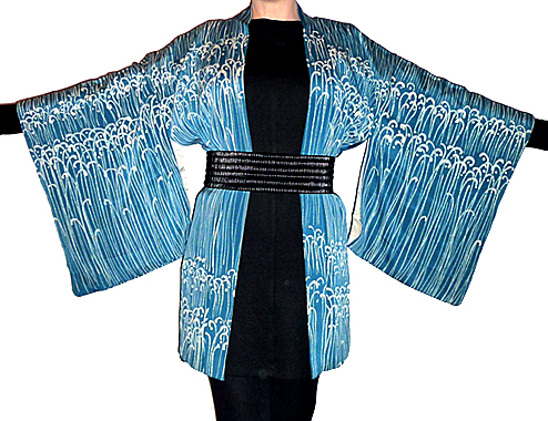 blue waves haori 3