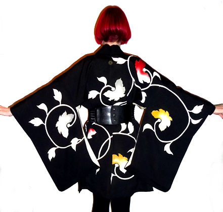 vines haori back