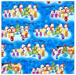 christmas-time-peanuts-characters-caroling-blue