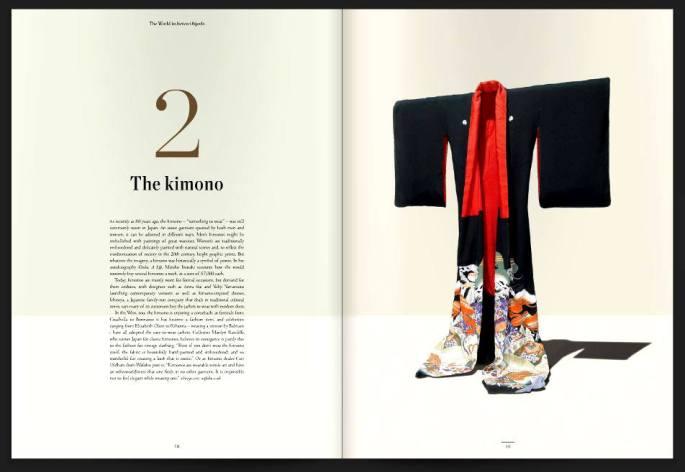 Beyond kimono